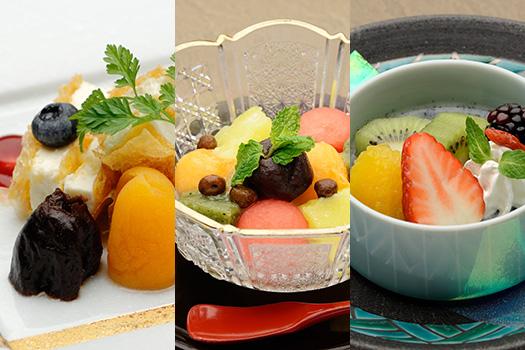choice dessert